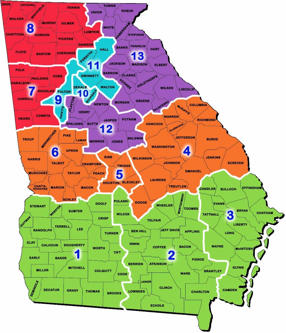 Regions Georgia Fbla